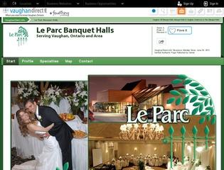 Le Parc Banquet Halls