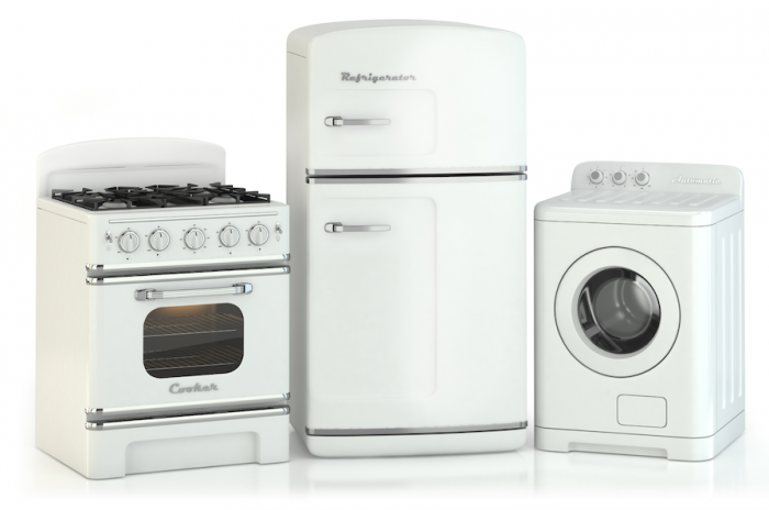 We service Dacor, Bosch, Samsung and Whirlpool!