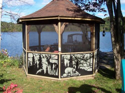 Great Outdoors Gazebo Panels 2