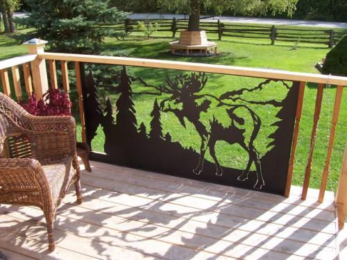 Moose Deck Panel