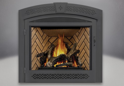 Ascent X 70 Direct Vent Gas Fireplace