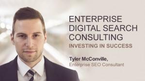 Tyler McConville SEO Consultant